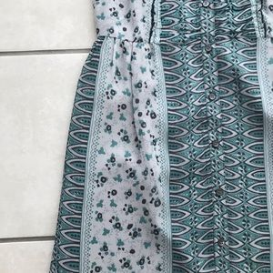 Anthropologie Dresses - ANNA SUI x ANTHROPOLOGIE | FLORAL SHIFT DRESS